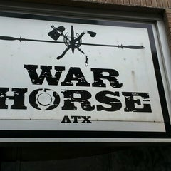 Photo taken at War Horse by Bruce R. on 3/9/2013