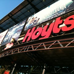 Photo taken at Cine Hoyts by Víctor L. on 10/15/2012