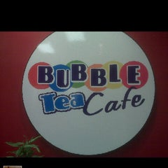 Photo taken at Bubble Tea Cafe by Jill on 12/22/2012