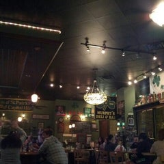Photo taken at Murphy's Deli & Bar by Shawn B. on 9/17/2012