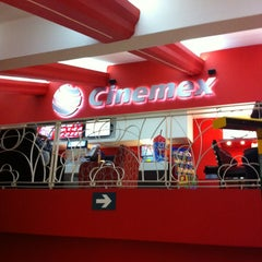 Photo taken at Cinemex Reforma - Casa de Arte by Dorian J. on 7/21/2013