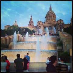 Photo taken at Museu Nacional d'Art de Catalunya (MNAC) by Николай Л. on 6/9/2013