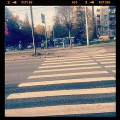 Photo taken at Проспект Энергетиков by Mahruza on 10/18/2012