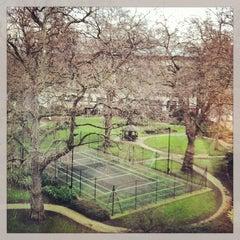 Photo taken at Hyatt Regency London - The Churchill by lecastel on 2/2/2013