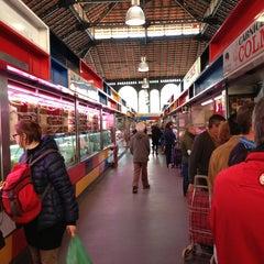 Photo taken at Mercado de Atarazanas by Nacho N. on 4/6/2013