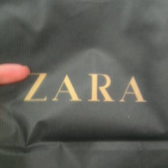 Photo taken at Zara by Baru G. on 5/5/2014
