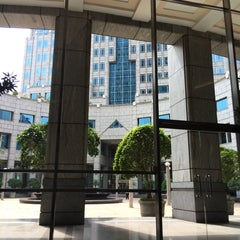 Photo taken at Bank Indonesia by Andhika R. on 12/18/2014