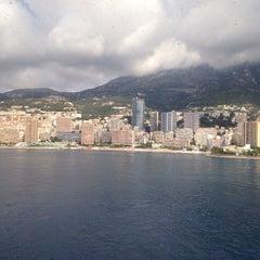 Photo taken at Monaco Beach Resort by Matt M. on 7/5/2014
