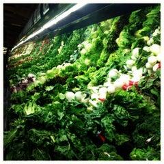 Photo taken at Pete's Fresh Market by trixie jane m. on 11/18/2012