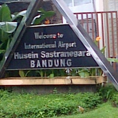 Photo taken at Husein Sastranegara International Airport (BDO) by Tetty S. on 6/12/2013