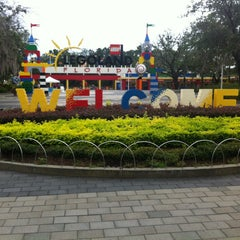 Photo taken at LEGOLAND® Florida by Banks L. on 7/2/2013