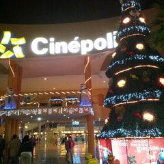 Photo taken at Cinépolis by Mauricio G. on 12/11/2012