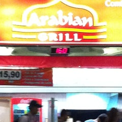 Photo taken at Arabian Grill by Amanda A. on 10/5/2012