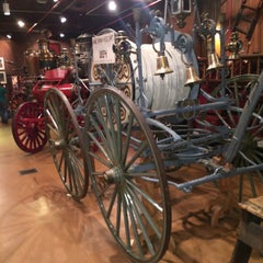 Photo taken at Fireman's Hall Museum by Khalid D. on 10/4/2014