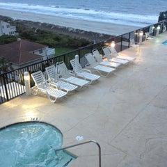 Photo taken at Grande Shores Ocean Resort by Robbie B. on 4/20/2013