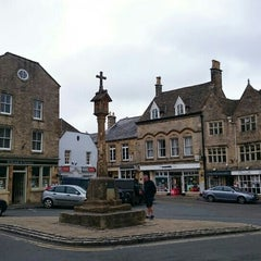 Photo taken at Stow-on-the-Wold by Emma W. on 8/21/2015