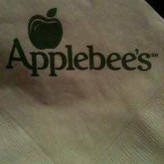 Photo taken at Applebee's by Lariza I. on 9/25/2012
