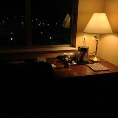Photo taken at Sheraton Minneapolis Midtown Hotel by Jacob E. on 10/23/2012