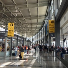 Photo taken at Austin Bergstrom International Airport (AUS) by Jacob E. on 4/5/2013