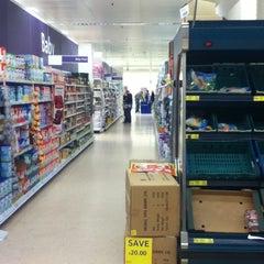 Photo taken at Tesco by Ben B. on 10/28/2012