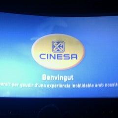 Photo taken at Cinesa Maremagnum by Carolina A. on 10/14/2012