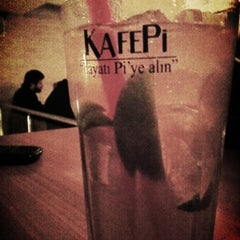 Photo taken at KafePi Beşiktaş Bistro by Ekin Ö. on 2/17/2013