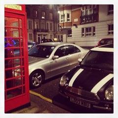 Photo taken at Kensington Close Hotel by Prapoosak T. on 12/14/2012