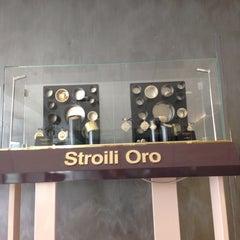 Photo taken at Stroili Oro by Alfredo M. on 10/15/2013