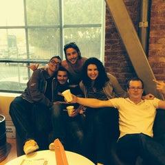 Photo taken at TechCrunch HQ by Jerome B. on 7/3/2014