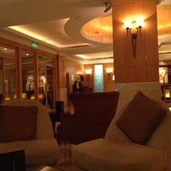 Photo taken at Ramada Hotel by Hesham S. on 12/6/2012