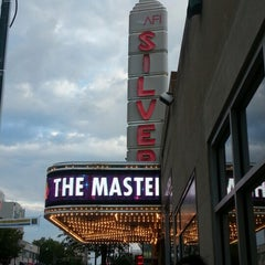 Photo taken at AFI Silver Theatre and Cultural Center by Amelia S. on 9/22/2012