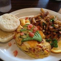 Photo taken at Oliver's Cafe by Vicky L. on 12/15/2012