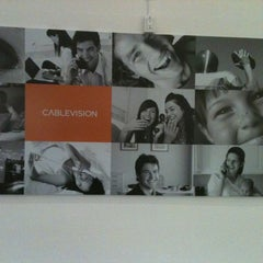 Photo taken at Corporativo Cablevision by Cecy A. on 10/18/2012