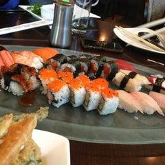Photo taken at Sushi Siam by Suzana U. on 3/4/2013