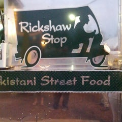 Photo taken at Rickshaw Stop by Greg P. on 10/6/2012