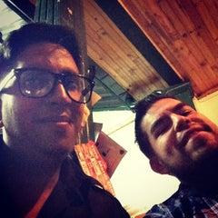 Photo taken at Hostal SUE by Ricardo A. on 3/9/2013