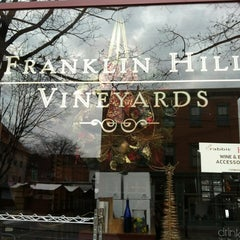 Photo taken at Franklin Hill Vineyards by Adam F. on 12/16/2012