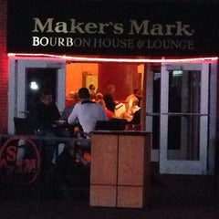 Photo taken at Maker's Mark Bourbon House & Lounge by Chip N. on 9/18/2013