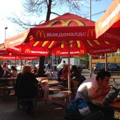 Photo taken at McDonald's by Ilya V. on 5/8/2013