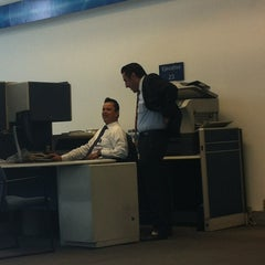 Photo taken at Banamex by Elmo G. on 4/4/2013