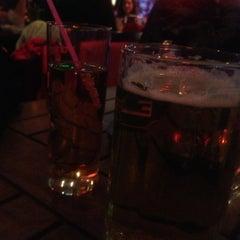 Photo taken at Alinda Cafe & Bar by serra k. on 3/23/2013