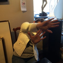 Photo taken at Quent Cordair Fine Art by Marla @. on 1/19/2015