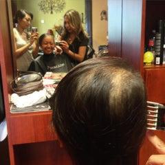 Photo taken at Oasis Hair Salon by Christina L. on 8/20/2015
