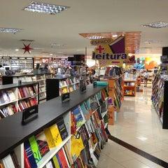 Photo taken at Livraria Leitura by Milton L. on 12/16/2012
