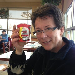 Photo taken at Tim Hortons by Robin on 2/18/2013