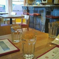 Photo taken at Namaste Cafe by Niqui R. on 8/7/2012