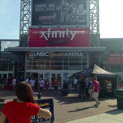 Photo taken at XFINITY Live! Philadelphia by Andre W. on 6/6/2013