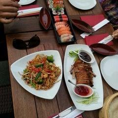Photo taken at SushiCo by Murat K. on 10/29/2012