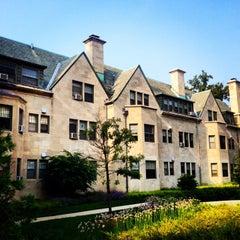 Photo taken at Garrett-Evangelical Theological Seminary by Geovanni G. on 7/22/2014