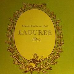 Photo taken at Ladurée by Greg M. on 10/29/2012